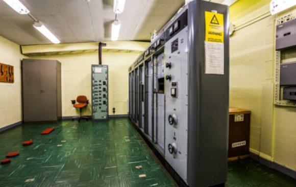 Styrdatasystemet