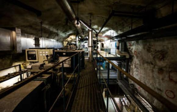 Underjordiska Fjärrvärmeverket